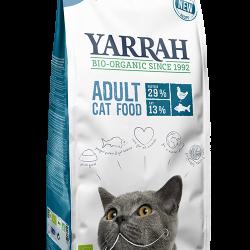 Katzentrockenfutter Yarrah Bio Hering