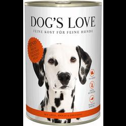 Dogs Love (Apfel, Spinat und Zucchini)