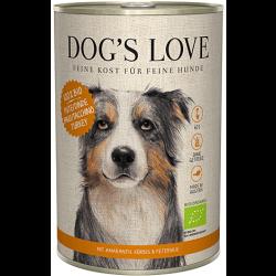 Dogs Love (Amaranth, Kürbis und Petersilie)