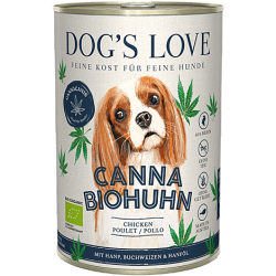 Dogs Love Canna Biohuhn