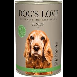 Dogs Love Senior (Spinat und Birne)