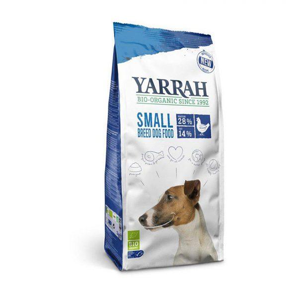 Yarrah Bio Trockenfutter kleine Rassen