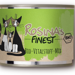 Rosinas Finest Bio-Vitalstoff-Mix