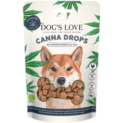Dogs Love Canna Drops