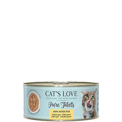Cats Love Pure Filets Huhn